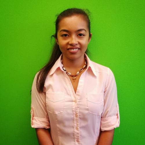 Our new Sci.CORPS coordinator, Apple Pham